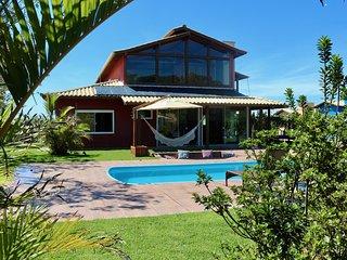 Redhouse - Lagoa Alto Padrão 320m2 - Ibiraquera vacation rentals