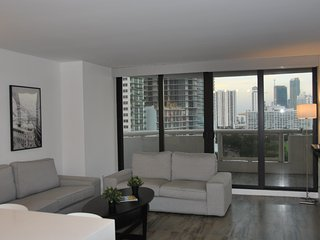 Modern & refurbished-The Grand Double Tree Miami. - Coconut Grove vacation rentals