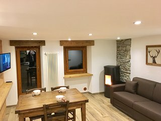 Cozy 2 bedroom Condo in Valtournenche - Valtournenche vacation rentals