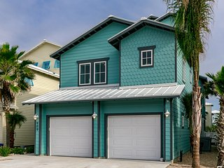 Marlin Madness- Ocean View with Private Pool and Hot Tub - Port Aransas vacation rentals