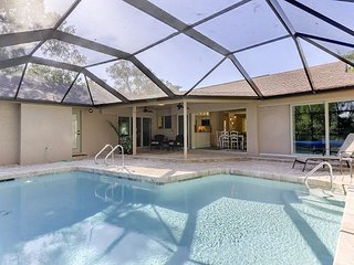 A Peaceful Place: Beautifully Remodeled 3 BR Pool Home in Gumbo Limbo! - Sanibel Island vacation rentals