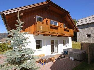 Charming House in Sankt Margarethen im Lungau with Television, sleeps 8 - Sankt Margarethen im Lungau vacation rentals