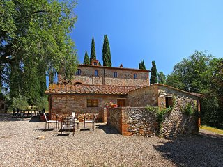 3 bedroom Apartment with Fireplace in Castelnuovo Berardenga - Castelnuovo Berardenga vacation rentals