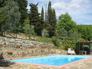 Nice 2 bedroom House in Badia a Passignano - Badia a Passignano vacation rentals