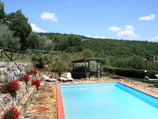 1 bedroom Condo with Internet Access in Badia a Passignano - Badia a Passignano vacation rentals