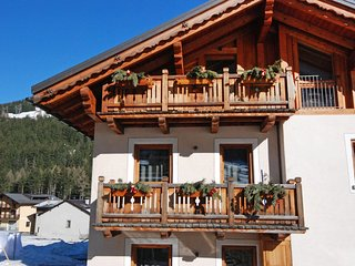 Beautiful 1 bedroom Condo in Bormio with Internet Access - Bormio vacation rentals
