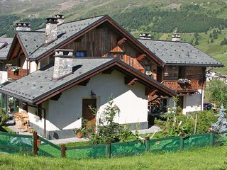 Comfortable Condo with Television and Balcony - Livigno vacation rentals