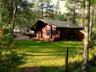 Tormore Chalet with log burning stove - Carrbridge vacation rentals