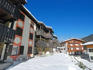 Beautiful Madonna Di Campiglio Apartment rental with Television - Madonna Di Campiglio vacation rentals