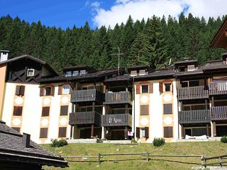 1 bedroom Apartment with Balcony in Madonna Di Campiglio - Madonna Di Campiglio vacation rentals