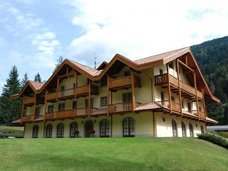Comfortable Condo with Internet Access and Television - Pinzolo vacation rentals