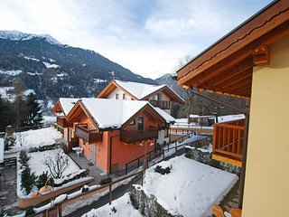 Bright Condo with Internet Access and Television - Pinzolo vacation rentals
