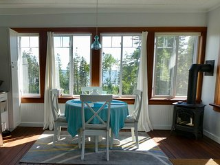 Sea View Quarters Idyllic 1BR suite near Acadia with ocean and island views - Bernard vacation rentals