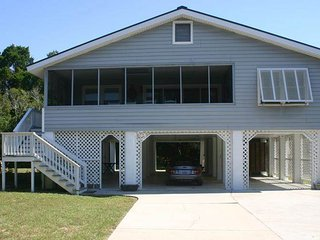 Comfortable Pawleys Island House rental with A/C - Pawleys Island vacation rentals