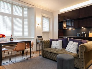 The stunning red brick building in the heart of Mayfair - London vacation rentals