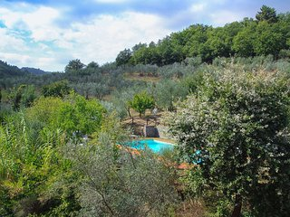 Sunny House with Internet Access and Shared Outdoor Pool - Montegonzi vacation rentals