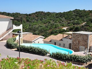 Nice Condo with Shared Outdoor Pool and Television - Baia Sardinia vacation rentals