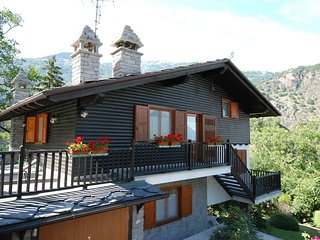 Bright 4 bedroom Arvier House with Television - Arvier vacation rentals