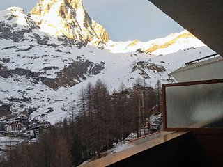 1 bedroom Apartment with Television in Breuil-Cervinia - Breuil-Cervinia vacation rentals