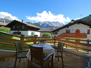 Comfortable Selva Di Val Gardena Apartment rental with Television - Selva Di Val Gardena vacation rentals
