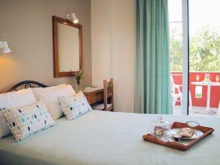 Spacious en suite studio in Laganas - Laganas vacation rentals