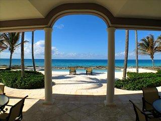 Waterside 3 bedroom villa on Grand Bahamas - West End vacation rentals
