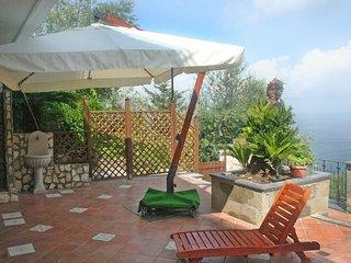 Bright Condo with Balcony and Water Views - Massa Lubrense vacation rentals