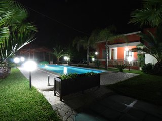 Nice House with Shared Outdoor Pool and Television - Alezio vacation rentals