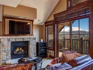 Ski In/Out Crystal Peak Lodge Peak 7 Luxury Corner Unit - Best Unit in the - Breckenridge vacation rentals