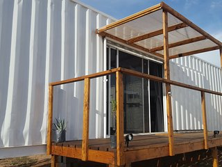 """Come get away from it all at our container home. """"B"""" - Valle de Guadalupe vacation rentals"""