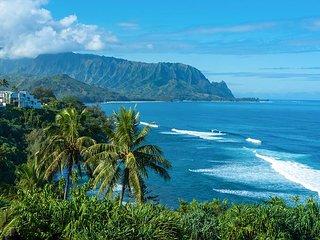 Pali Ke Kua #216 Breathtaking Ocean and Mountain Views! - Princeville vacation rentals