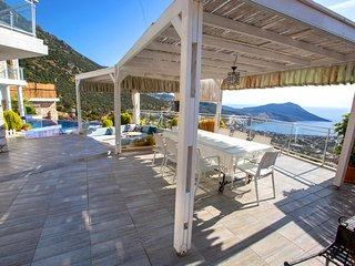 Kalkan Height Villa (Secluded Pool) - Kalkan vacation rentals