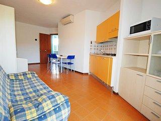 Comfortable 1 bedroom Bibione Apartment with Television - Bibione vacation rentals