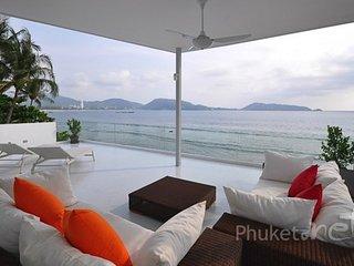 Beachfront 3-Bed Villa in Kalim - Patong vacation rentals