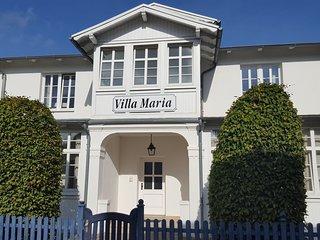 Villa Maria - Ferienwohnung in der kleinen, feinen Bäderstilvilla - Gohren vacation rentals