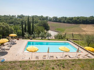 Romantic Condo with Internet Access and Shared Outdoor Pool - Bucine vacation rentals
