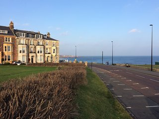 Tynemouth. Panoramic Views. Top Location Apartment.Truly Special! - Tynemouth vacation rentals