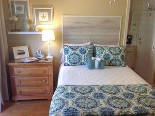 Separate Entrance to Private Bedroom & Private Bathroom - Orange vacation rentals