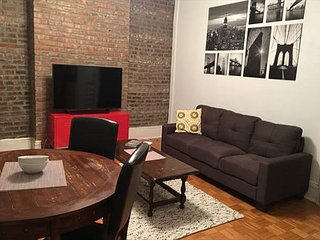 Lovely Hoboken Apartment w/Deck, close to NYC! - Hoboken vacation rentals