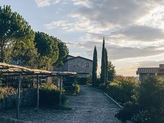 Hamlet House in Borgo Case Bardi - Montorgiali vacation rentals