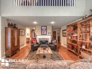 Big Sky Meadow | Creekside Retreat - Big Sky vacation rentals