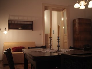 Vintage Apartment in the City Center - Budapest vacation rentals