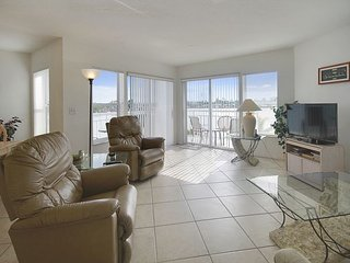 Perfect Condo with Deck and Internet Access - Treasure Island vacation rentals