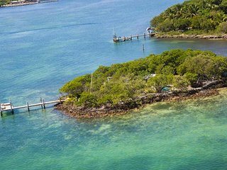Private island in Marathon, Florida Keys! Dolphin Jump Key / Little Russell - Marathon Shores vacation rentals