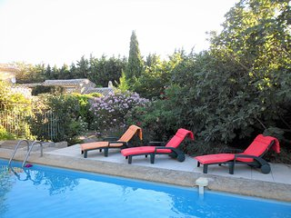 Villa with 5 rooms in Piolenc, with private pool, enclosed garden and WiFi - Piolenc vacation rentals