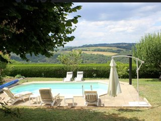 Maison Julia - House with 5 rooms in Mur-de-Barrez, with private pool, furnished garden and WiFi - Mur-de-Barrez vacation rentals