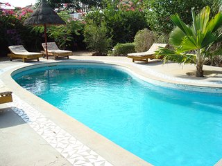 House with 5 rooms in Saly, with private pool and enclosed garden - 800 m from the beach - Saly vacation rentals