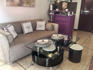 Sunny studio in Tremblay-en-France with WiFi, furnished terrace and garden – near Disneyland Paris! - Tremblay-En-France vacation rentals