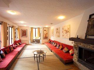 Villa Kalyana - Villa with 2 rooms in Alfacar, with wonderful mountain view, enclosed garden and WiFi - Viznar vacation rentals