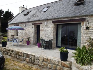 House with 3 rooms in Plobannalec-Lesconil, with enclosed garden and WiFi - 2 km from the beach - Loctudy vacation rentals